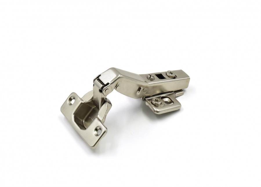 45 degree soft-closing hinge 3D
